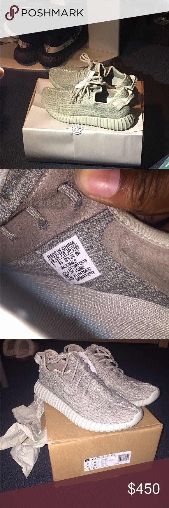 Yeezy Boost 350 Moonrock Brand new Yeezy Shoes Sneakers