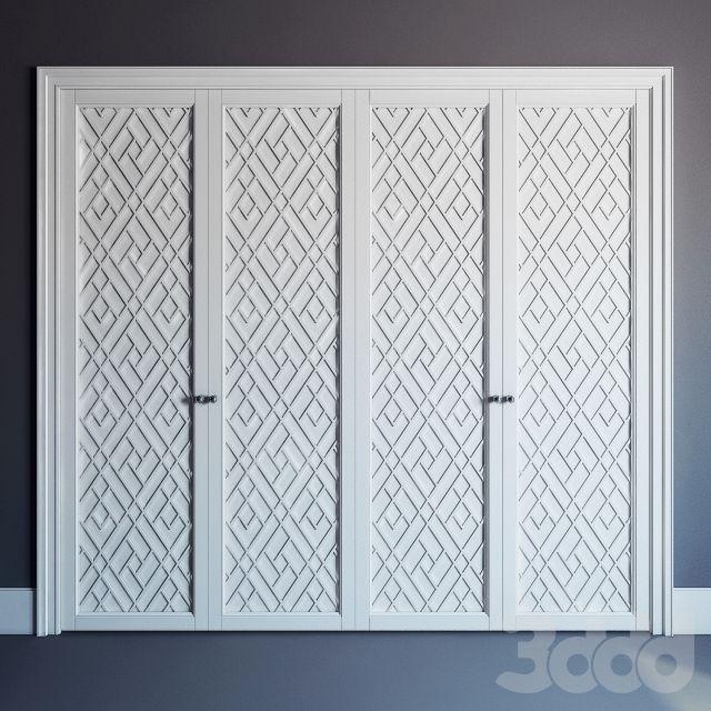 Встроенный шкафfitted wardrobe