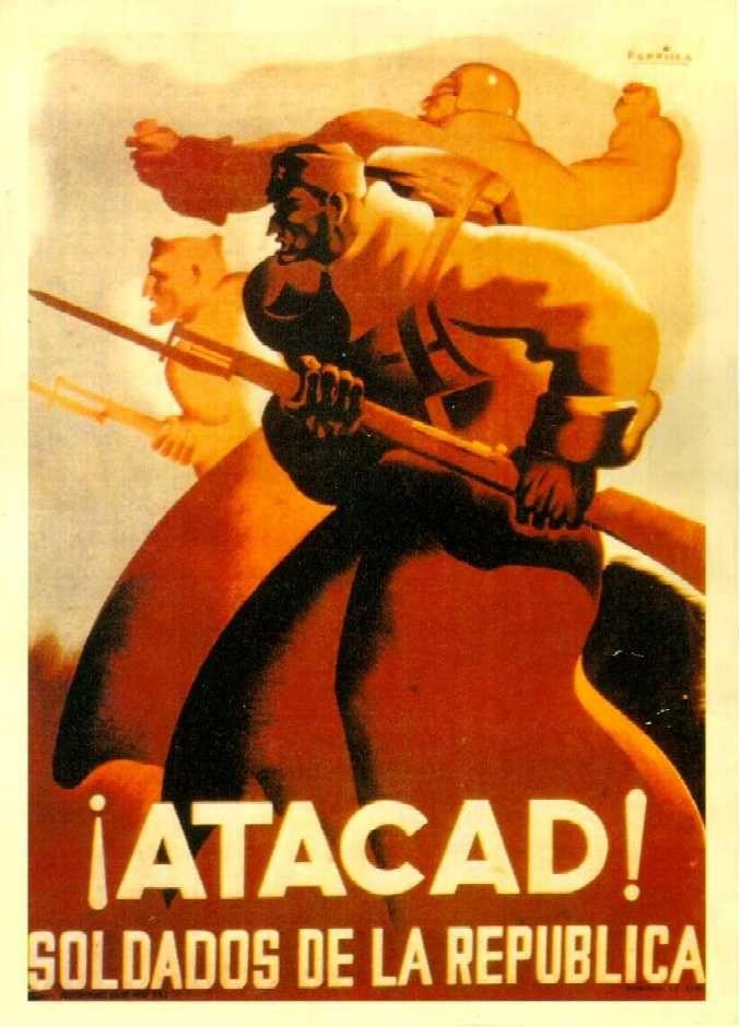 Carteles Republicanos (Guerra Civíl Española)