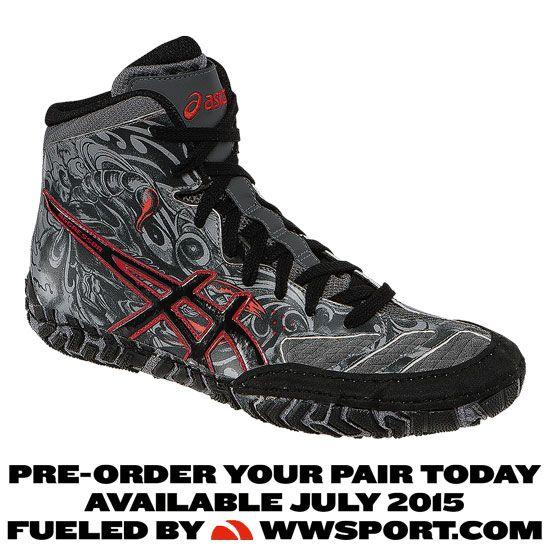 ASICS Aggressor 2 LE Scorpion Wrestling Shoe