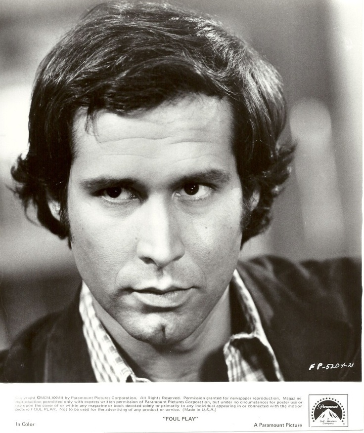 "Chevy Chase, 1978 - ""Foul Play"""