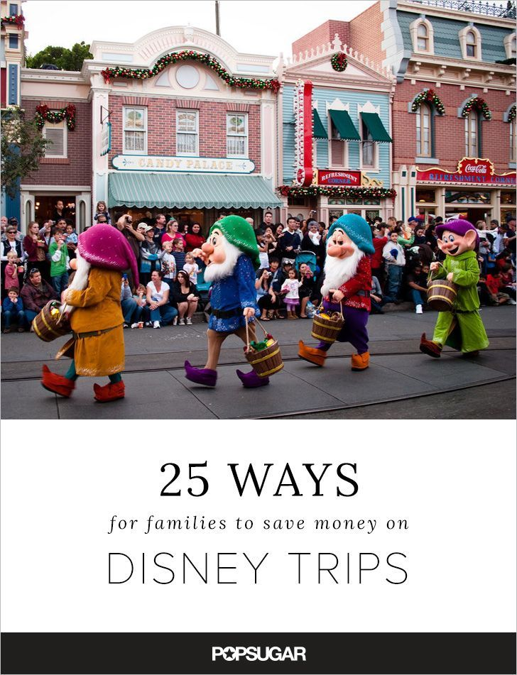 From food to your hotel, money-saving tips can save you enough at the Disney to take another vacation to the happiest place on Earth!