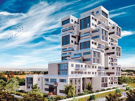Herzliya and Southern Sharon Projects - SkyscraperCity