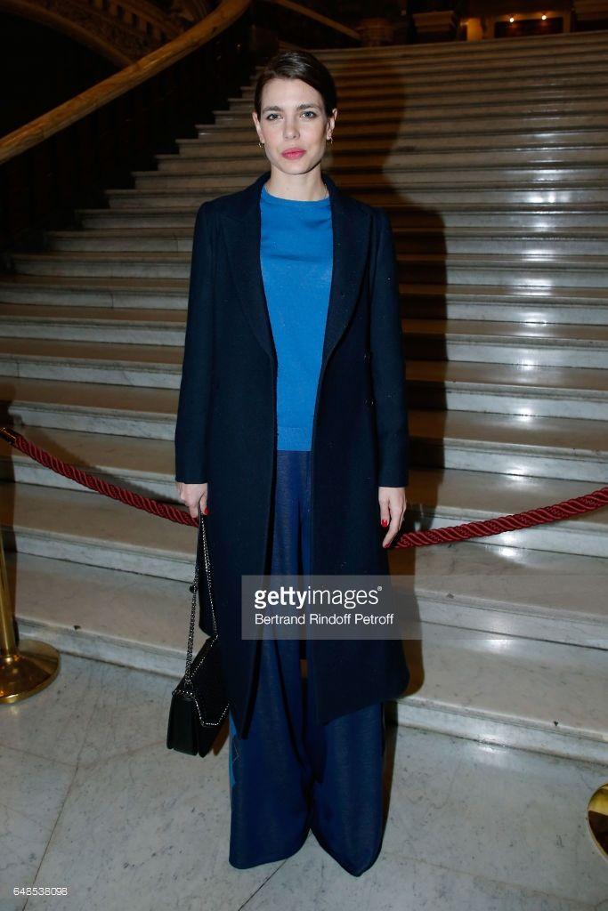 News Photo : Charlotte Casiraghi attends the Stella McCartney...