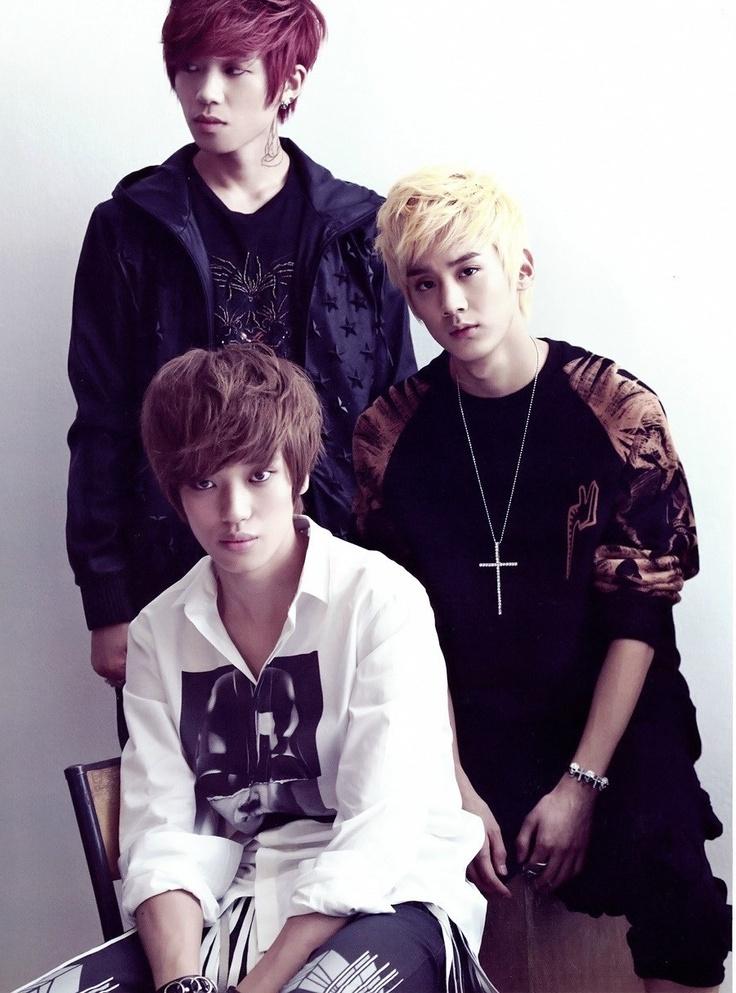 Teen Top Changjo, Niel & Chunji
