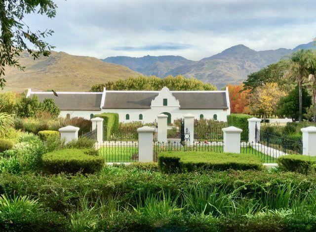 La Motte One Of The Finest Wine Estates In Franschhoek With Images Franschhoek Stellenbosch Estates