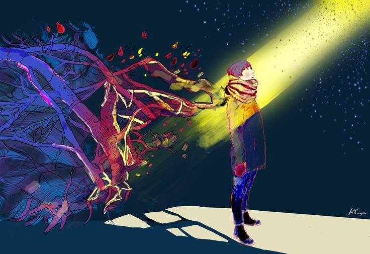 Illustration by Katarzyna Czapska