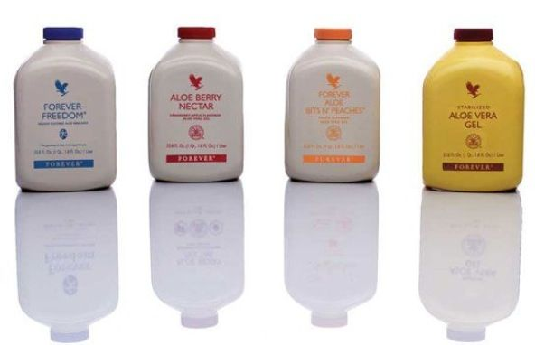 Aloe vera drinking gels - whats your flavour?