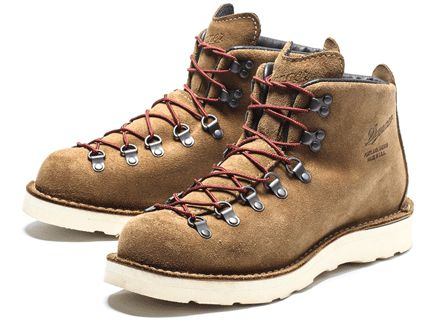 MOUNTAIN LIGHT TAN SUEDE | Products | Danner | ダナー オフィシャルサイト