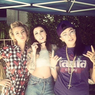 V Nasty And Kreayshawn 1000+ images about Whi...