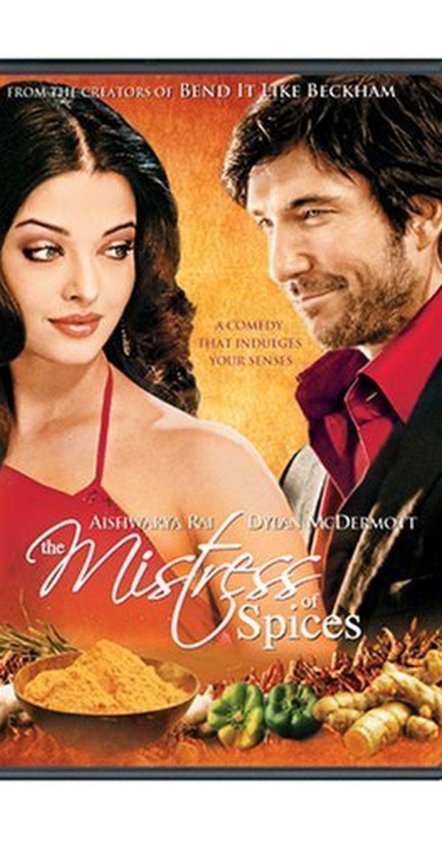 Directed by Paul Mayeda Berges.  With Aishwarya Rai Bachchan, Dylan McDermott, Nitin Ganatra, Adewale Akinnuoye-Agbaje. In India, Tilo has the ability of foreseeing the future. When their parents are killed by bandits, she is kidnapped but escapes and is raised by the First Mother in a sort of traditional cult of spices. She becomes the Mistress of Spices and is sent to the Spice Bazaar in San Francisco, with the mission of following three basic rules: help her clients to accomplish their…