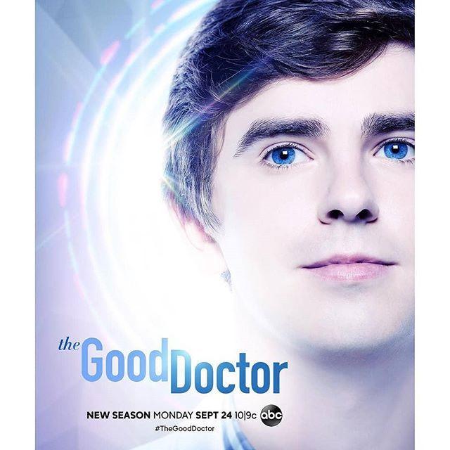 The Good Doctor Season 2 Thegooddoctorabc