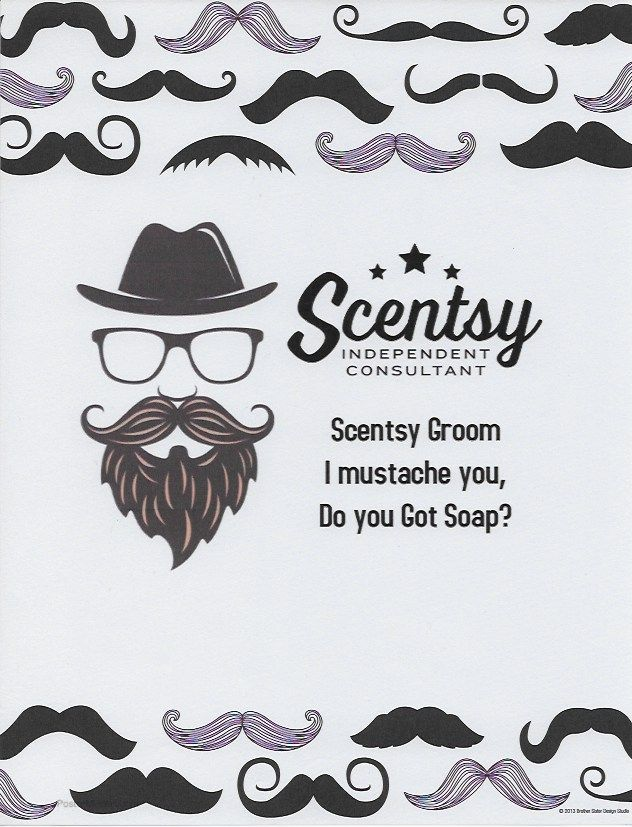 Scentsy Groom, ask me about our shaving cream, lotions, and after shave! https://mariawilliams-diaz.scentsy.us