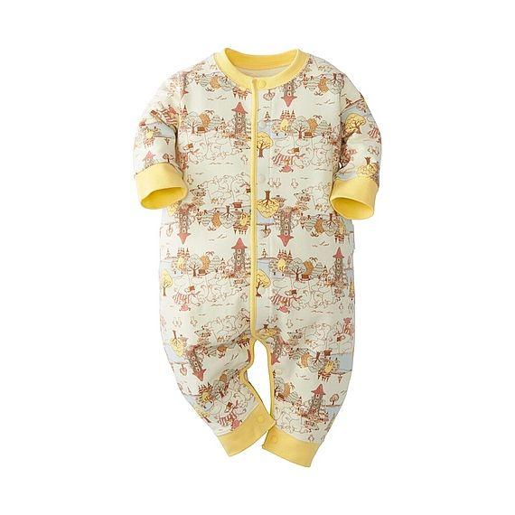 34fed740206 Moomin Romper Suit (Long Sleeve)