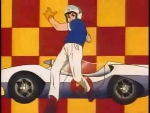 Speed Racer desenho japonês de maior sucesso 1967