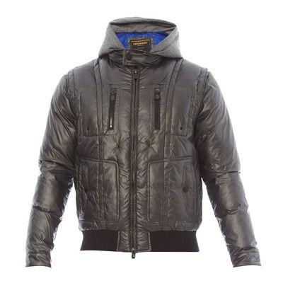 Prezzi e Sconti: #Piper maru big ben giaccone grigio Uomo  ad Euro 180.00 in #Giubbotti #Cappotti e giubotti