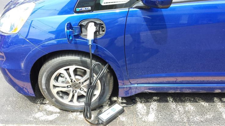 10 best honda fit ev electric cars images on pinterest for Honda of tenafly