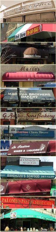 Arthur Avenue - Bronx NY