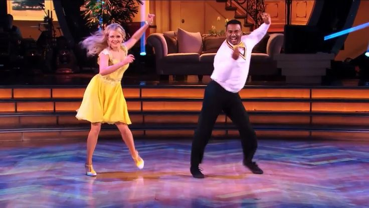 Alfonso Ribeiro doing the Carlton on DWTS!!!! (HD 720p)... never get tired of watching this