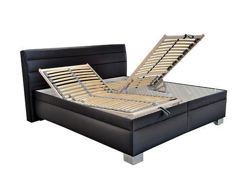 Manželská posteľ: VERNON Nelly 180x200