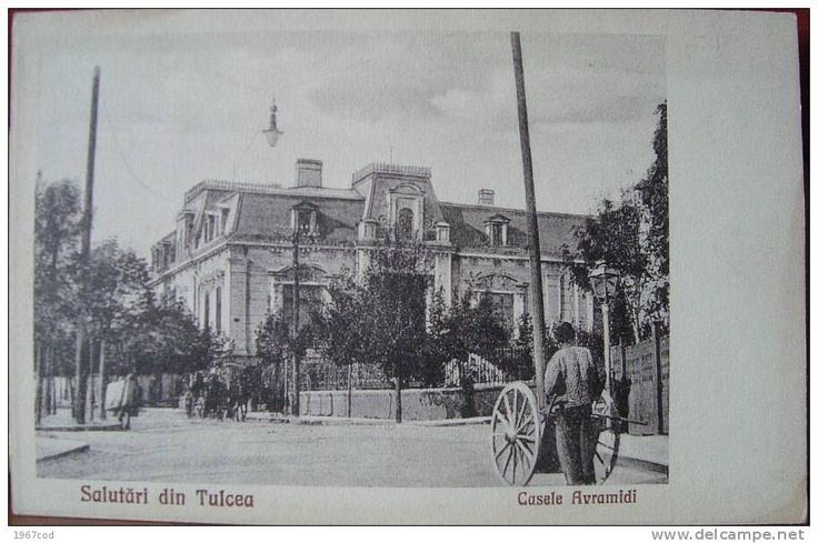 Tulcea - Casele Avramidi - interbelica