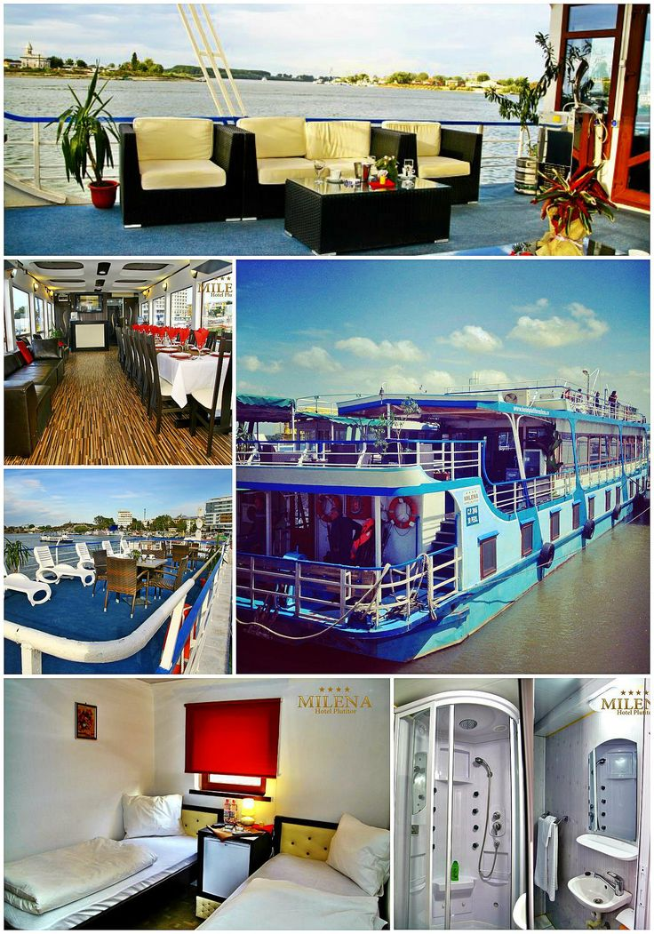 Situat pe faleza portului Tulcea, Hotel Plutitor MILENA va ofera excursii de neuitat in Delta Dunarii in conditii deosebite de confort si siguranta.