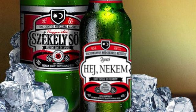 Hej, Nekem! néven új sört hoz forgalomba az Igazi Csíki Sör gyártója