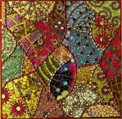 Mosaic indian