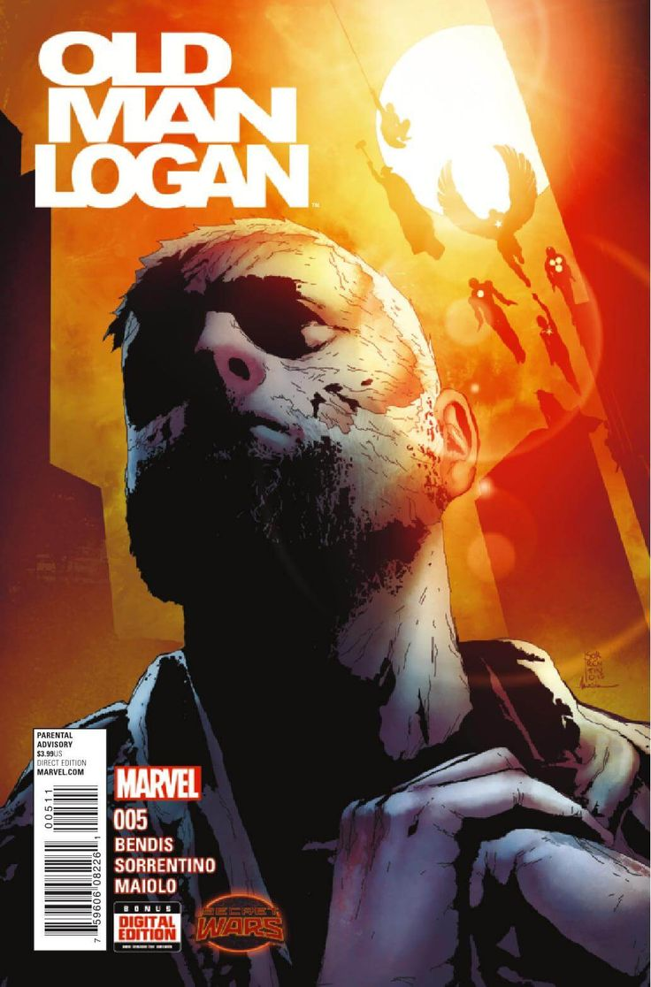 Preview: Old Man Logan #5, Old Man Logan #5 Story: Brian Michael Bendis Art: Andrea Sorrentino Cover: Andrea Sorrentino Publisher: Marvel Publication Date: October 7th, 2..., #All-Comic #All-ComicPreviews #AndreaSorrentino #BrianMichaelBendis #Comics #Marvel #OLDMANLOGAN #previews