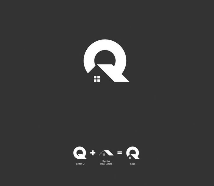 "363 synes godt om, 7 kommentarer – @logotype_ideas på Instagram: ""Q Realty by onripus  #дизайн #design #designer #макет #брендинг #art #фирменныйстиль #логотип #logo…"""
