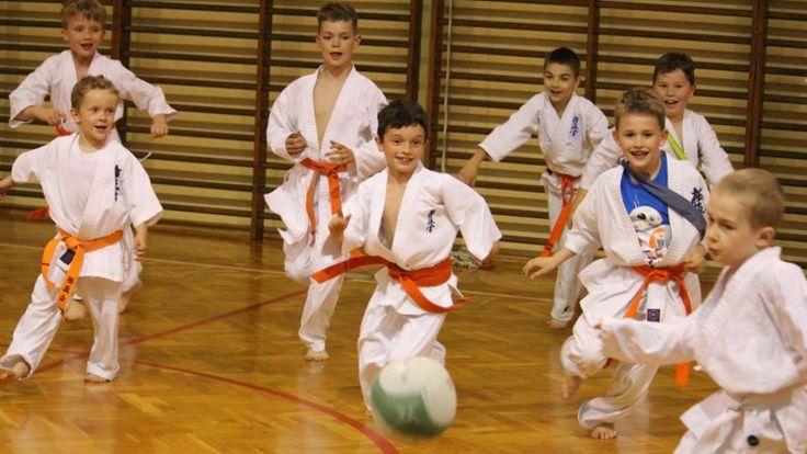 """""""Ale CZAD!"""" od 2 października rozpocznie wspólne zajęcia karate dla dzieci i rodziców (fot. mat. Ale CZAD!)"""