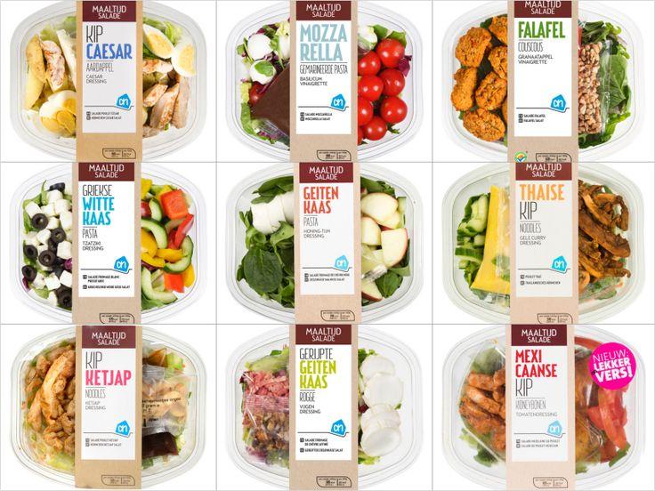 Salades hebben natuurlijk wereldwijd de naam 'gezond' aan hen hangen, los van wat er allemaal in de salade én dressing zit. Voor de drukke mensen in deze wereld die 'gezond'…