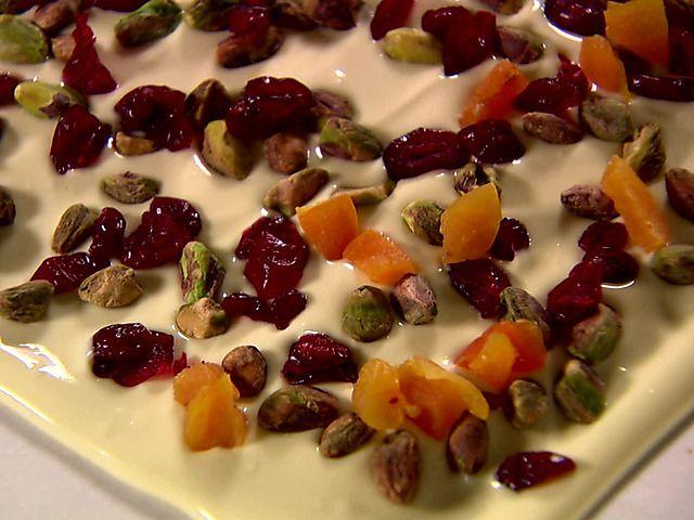 White Chocolate Bark Recipe : Ina Garten : Food Network