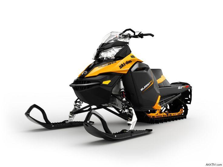 Ski Doo   13 Ski-Doo Summit   Akktiv – Snowmobile, Jet-Ski, and ATV News