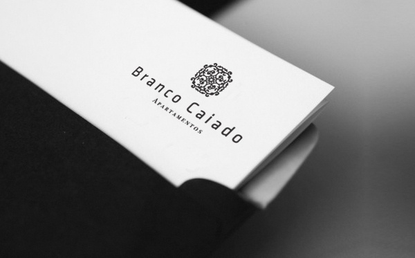 Branding :: Branco Caiado by Patricia Ferreira, via Behance
