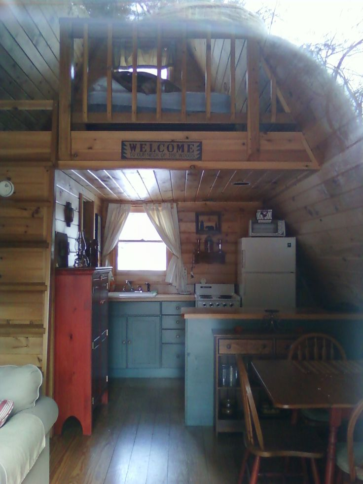 A Frame Interior With Images Tiny Cabins Interiors A Frame Cabin A Frame House
