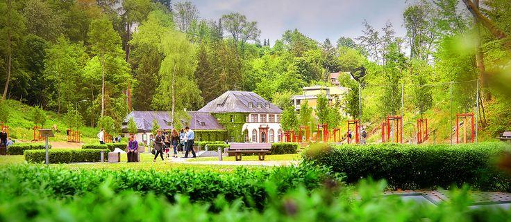 Landesgartenschau Bad Schwalbach 2018 - Landesgartenschau Bad Schwalbach