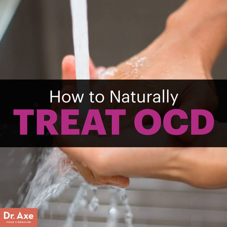 Obsessive compulsive disorder - Dr. Axe http://www.draxe.com #health #holistic #natural