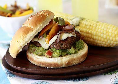 burgers guacamole burger taco burger guacamole recipe veggie burgers ...