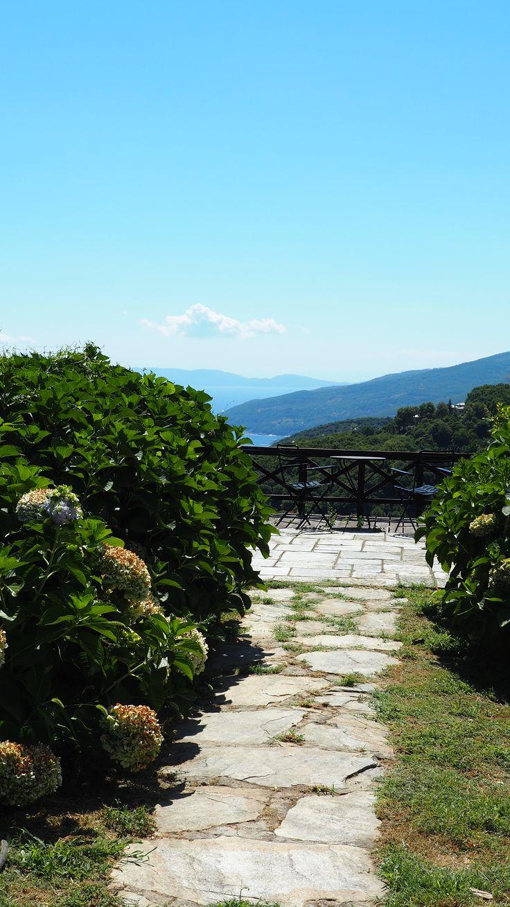 Balcony with a view! - Christina Estate