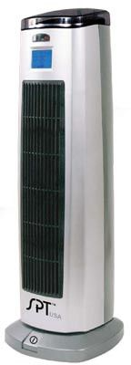 SPT Tower Ceramic Heater with Ionizer SH-1508