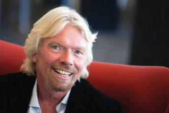 La apasionante biografía, vida y carrera de Richard Branson. - Negocios1000