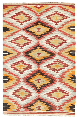 Kelim Fetiye tapijt MNGA24 192x127 van Turkije - CarpetVista ($500-5000) - Svpply