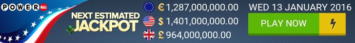Lottery Jackpot, a BILLION Dollar Baby
