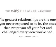 soo trueWorth Knowing 3, Soo True, Relationships Rules