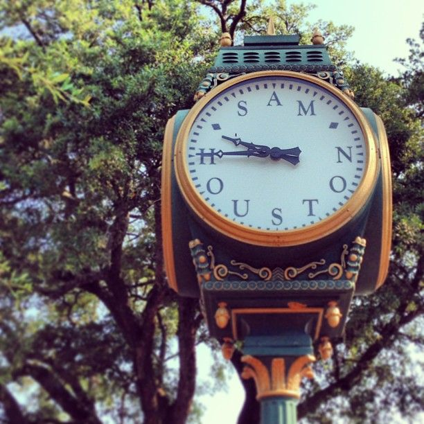 7.5.2013 :: It's Sam Houston o'clock! http://www.payscale.com/research/US/School=Sam_Houston_State_University/Salary
