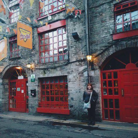Isaac's Hostel, Dublin, my favorite hostel in Dublin!