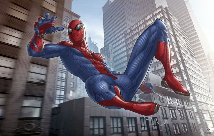 Few.. Okay so being a massive Spider-man fan I just had to do a full piece for the upcoming The Amazing Spider-man movie: I am really excited about this movie because it seems they're actually goin...