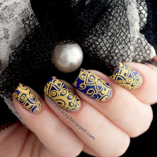 Essence Nail Art Stamping Polish Set To Bend Light