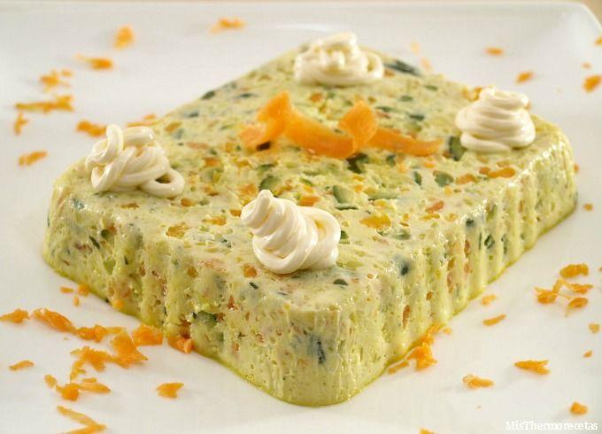 Pastel de verduras - MisThermorecetas.com